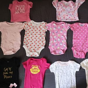 ♥️ moving sale ♥️ 3-6 baby girl lot